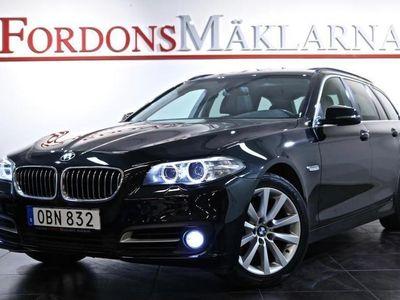 begagnad BMW 520 xDrive AUT GPS PANORAMA LEASBAR REA-RACE