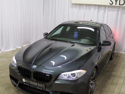 begagnad BMW M5 4.4 DCT 560hk Lågmil, Fullutrustad