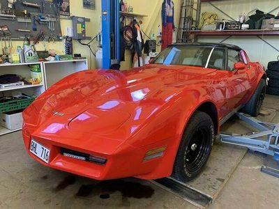 begagnad Chevrolet Corvette 5.7 V8 Hydra-Matic 193hk