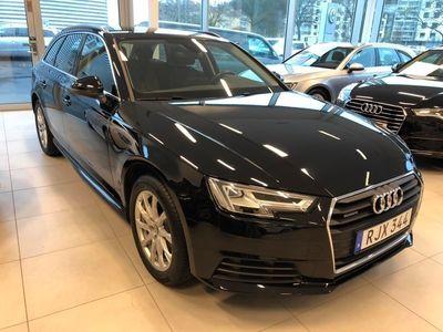 brugt Audi A4 2.0 TDI 190HK QUATTRO S-TRONIC