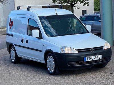 begagnad Opel Combo 1.3 CDTI eco End. 9.990 mil,Skåp