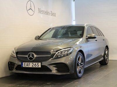 begagnad Mercedes C220 T d 4M 4MATIC Kombi