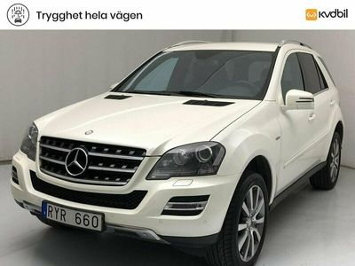 begagnad Mercedes ML350 164CDI 4MATIC