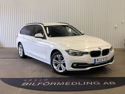 begagnad BMW 318 d xDrive Touring Sport Line