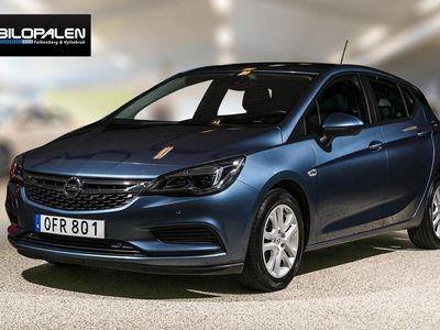 begagnad Opel Astra Enjoy 5-dörrars -17