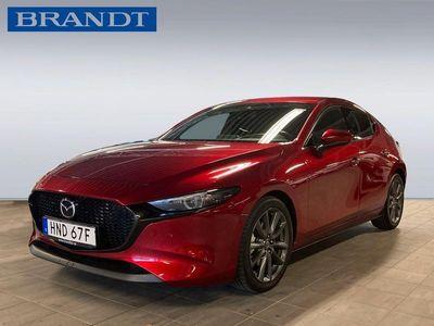 begagnad Mazda 3 122hk Sky + Tech BLACK WEEK