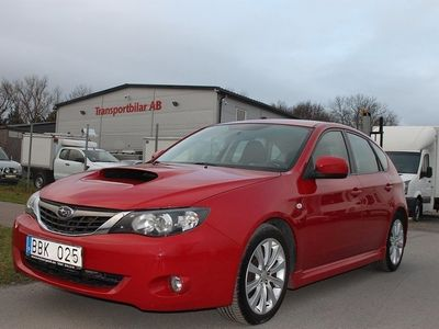 gebraucht Subaru Impreza 2.0 D Active 4WD 150hk i FIN SKICK