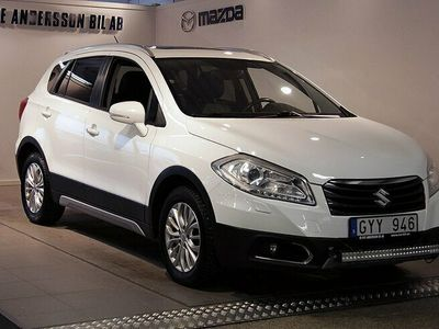 begagnad Suzuki SX4 S-Cross 1.6 AllGrip 120hk