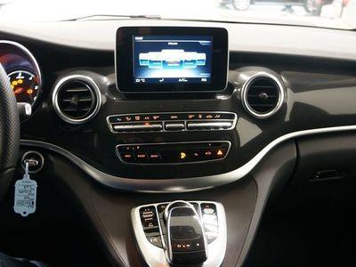 begagnad Mercedes V220 D EDITION LÅNG 4 Matic
