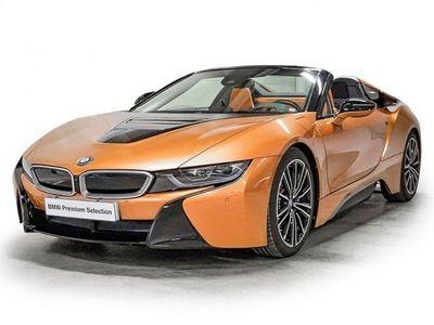 usata BMW i8 Roadster / Navi / Laserlight / Head Up -19