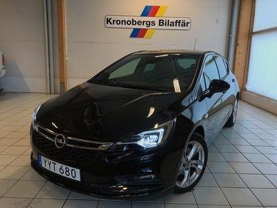 begagnad Opel Astra 1.6 Dynamic 200hk *LÅGSKATT*