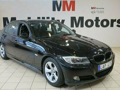 begagnad BMW 320 d EfficientDynamics Edition Sedan Comfort 2010, Sedan Pris 89 900 kr