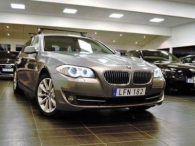 begagnad BMW 530 d Touring 24HK AUTO/ DRAG/ SKINN/ NAVI