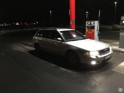 begagnad Audi A4 avant 1.8T Quattro -00