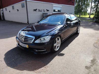begagnad Mercedes S600L 5G-Tronic Exclusive Leather 517hk