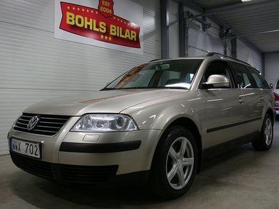 begagnad VW Passat Variant 1.8 T * DRAG *