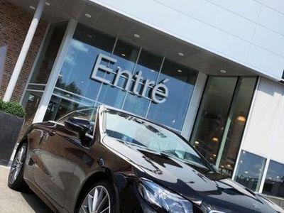 begagnad Mercedes E300 cab amg