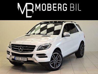begagnad Mercedes ML250 CDI 4M 204hk Panorama D-
