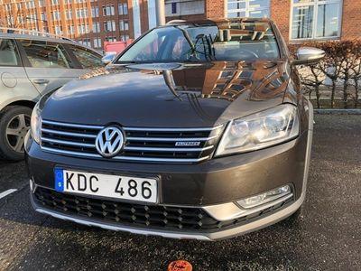 begagnad VW Passat Alltrack 2.0 TDI 4M Premium