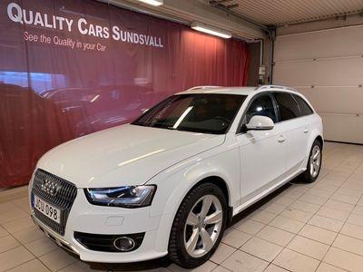 begagnad Audi A4 Allroad quattro 2.0 TDI diesel Pro Line Värmare