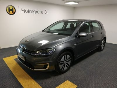 begagnad VW e-Golf 36Kwh Single speed / Nav