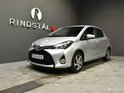 begagnad Toyota Yaris 1.33 Dual VVT-i 99 HK BACKKAMERA S&V-DÄCK