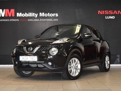 begagnad Nissan Juke 1.2 DIG-T N-Connecta Euro 6 115hk