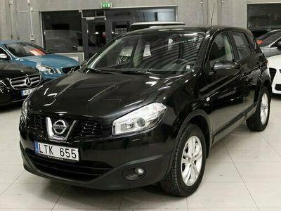 begagnad Nissan Qashqai 2.0 2011, SUV Pris 79 900 kr