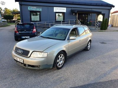 used Audi A6 avant 2,5 tdi quattro -02