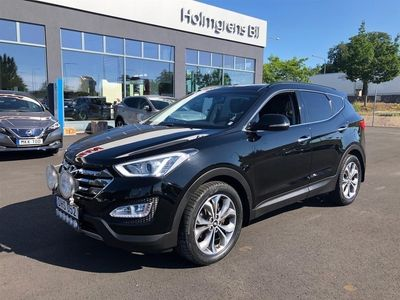 begagnad Hyundai Santa Fe 2.2 CRDi A6 4WD Premium 5