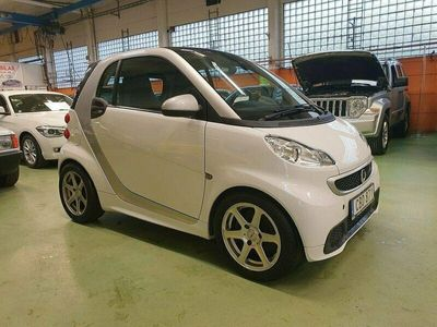 begagnad Smart ForTwo Coupé 0.8 cdi Softtouch 54hk 9600Mil