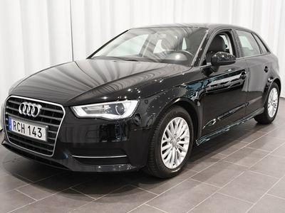 begagnad Audi A3 1.6 TDI 110hk