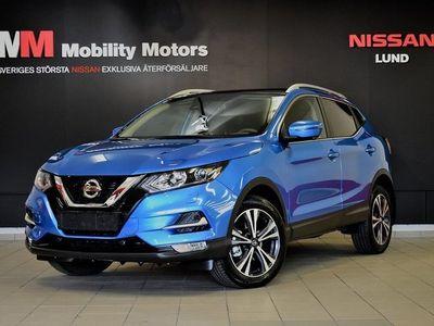 begagnad Nissan Qashqai DIG-T 140 Tekna   MM Drive