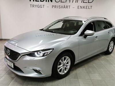 begagnad Mazda 6 AWD 2.2 SKYACTIV - D / / 12 Månaders Certified Garanti