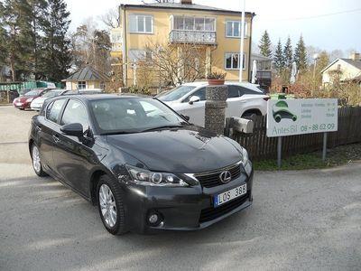 begagnad Lexus CT200h 1.8 CVT 136hk Kamkedja