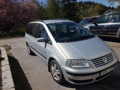 usata VW Sharan turbo 1.8t 20vent nyren topp -02