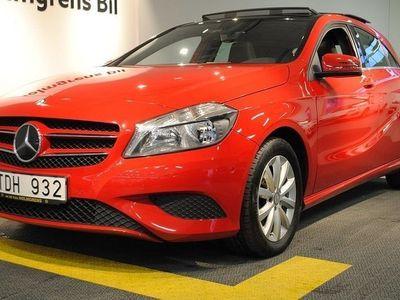 begagnad Mercedes A200 CDI AUTOMAT *PANORAMATAK*