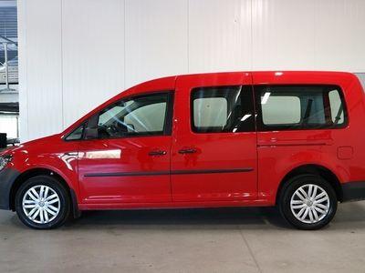 begagnad VW Caddy Maxi Life TREN-L EU6 TDI 102HK DSG/Komfort/P-värmare