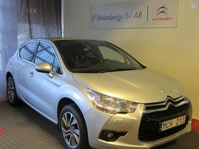 begagnad Citroën DS4 HDI 163 Style -12