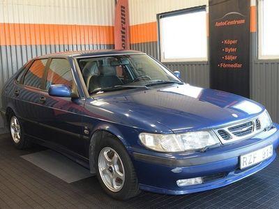 begagnad Saab 9-3 5-dörrar 2.0 Turbo SE 185hk 0:- KR Kontantinsats