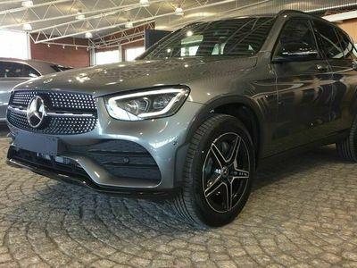 begagnad Mercedes GLC300 - Benzde 4MATIC / / AMG Line & Premiumpkt / /