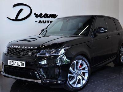begagnad Land Rover Range Rover Sport P400e FRÅN 5500K