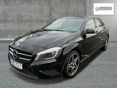 begagnad Mercedes A250 7G-DCT Panorama Sport Paket Euro 6 211hk