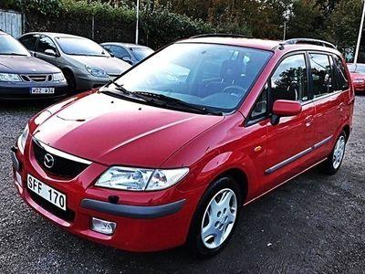 begagnad Mazda Premacy 2001, Halvkombi 12 500 kr