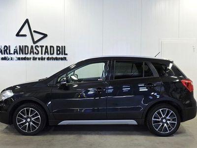 begagnad Suzuki SX4 S-Cross 1,6 120hk Aut AWD /Panoramatak