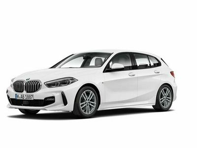 begagnad BMW 118 M Sport HiFi Eluppvärmd Ratt
