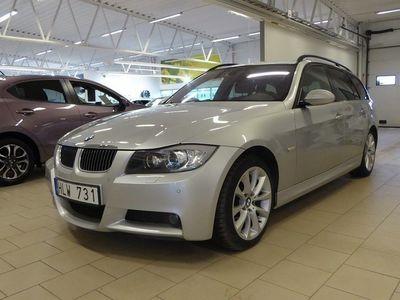 begagnad BMW 330 e91 xd Touring, E91 M-Sport 2008, Kombi 149 900 kr