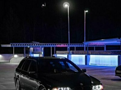 begagnad BMW 525 I TOURING