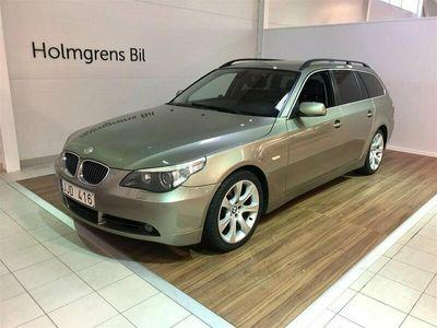begagnad BMW 525 d Touring E61 (177hk)