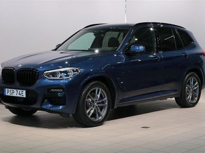 begagnad BMW X3 xDrive30e M Sport Navi Innovation El-Stol Driving Assistant Plus Drag